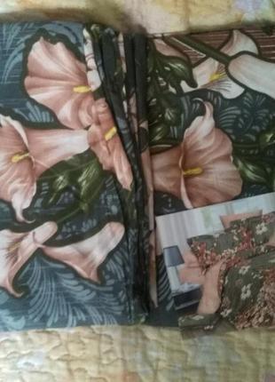 Скидки!  до 10 июля комплект постельного белья