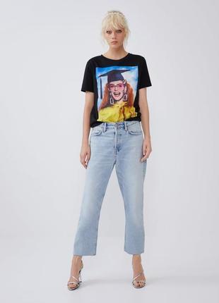 Zara s  футболка