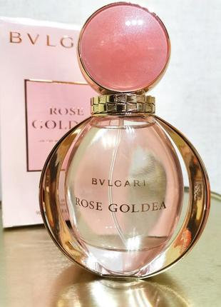 Bvlgari rose goldea 90ml, булгари, парфюм, духи - лёгкие цветочные