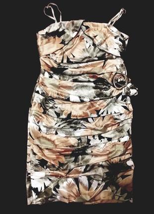 Красивейшее коктельное платье