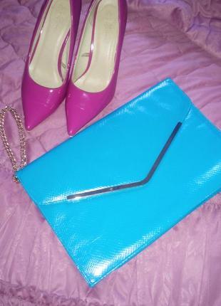 Стильный клатч - планшет, конверт