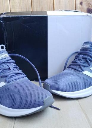 Суперские удобные кроссовки мокасины adidas runfalcon оригинал