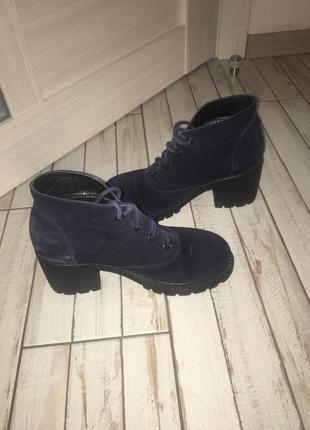"""Ботинки """"mario muzi"""""""
