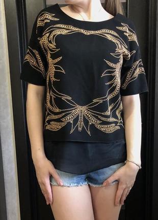 Zara футболка блузка блуза