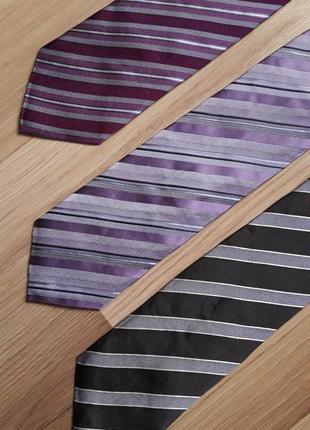Шелковые галстуки италия.
