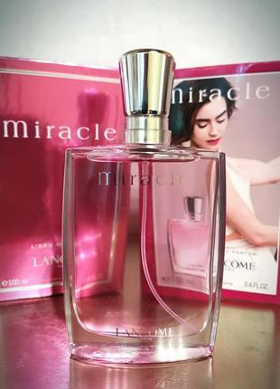 Оригинал 🎀lancome miracle edp, ланком, парфюм, духи - нежный, чарующий