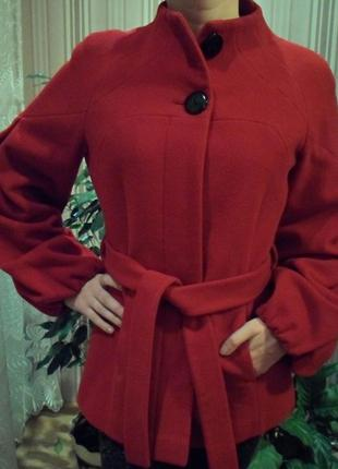 Кашемировая куртка