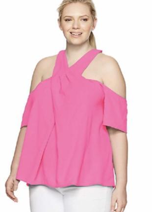 Блузка 20w rachel roy