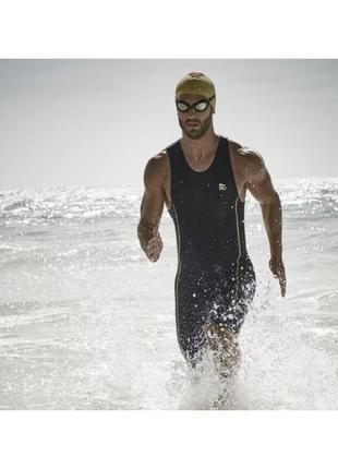 Костюм для бігу, плавання, тріатлон crivitsports pro2 фото