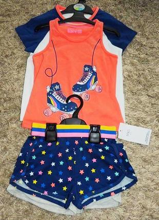 Набор из 2-х пижам, marks&spencer, англия. размер 4-5 лет