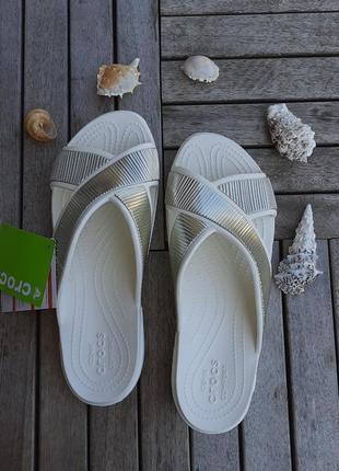 Женские сабо crocs iconic