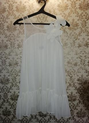 Платье, женское летнее платье, повседневное платье