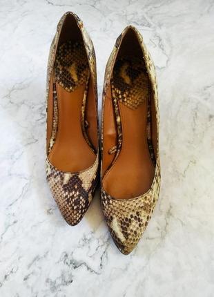 Стильные туфли stradivarius