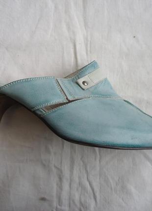 Туфли -сабо.