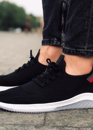 Черные кроссовки rama