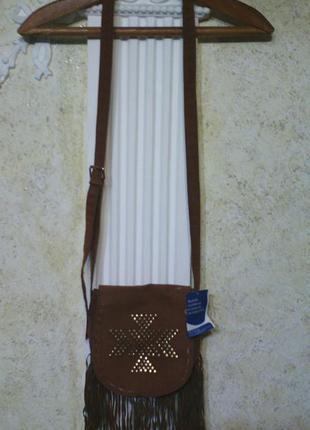 Нова брендова жіноча сумочка