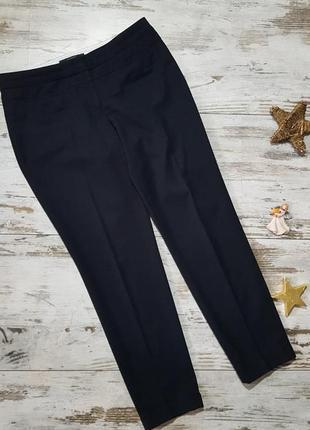 Классические легкие брюки  зауженные
