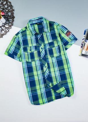 Рубашка на 8-10 лет/134-140 см