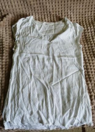 Лёгкая воздушная блузка/рубашка