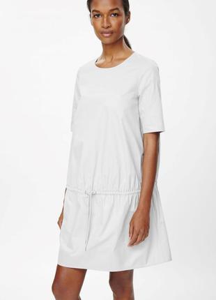 Платье летнее 100%коттон  cos (p.xs-s)