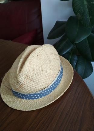 Соломяний капелюшок