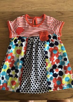 Плаття платье нове george 3-6 місяців