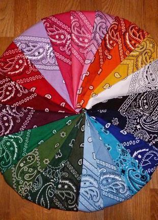 Банданы/платки на голову