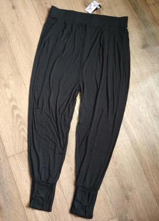 Отличные мягкие спортивные штаны для йоги crivit р. l, 44-46, есть замеры
