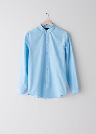 Класична сорочка з коміром