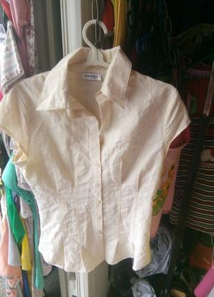 Рубашка светлая orsay
