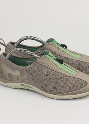 Летние мокасины кроссовки в стиле skechers