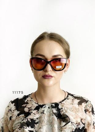 Солнцезащитные очки с градиентной линзой к.11175