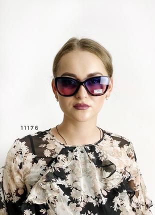 Солнцезащитные очки с градиентной линзой к.11176