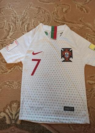 Футболка футбольная nike ronaldo 7