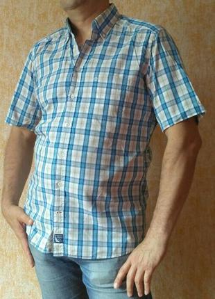 Рубашка мужская лето