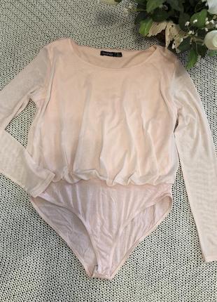 Боді -блуза