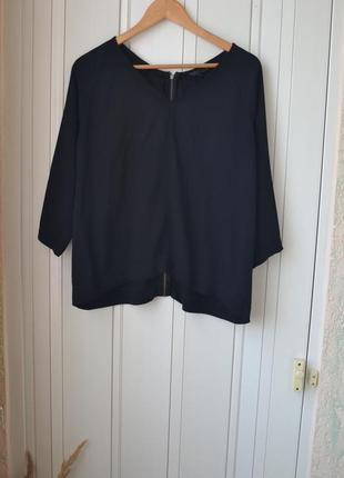 Черная блуза черная рубашка