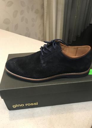 Мужские туфли весна-лето