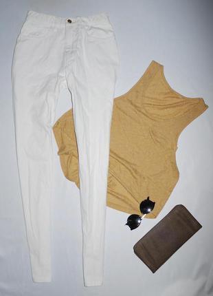 Bogner jeans . супер красивые  mom jeans  . белые