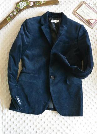 Піджак бархатний