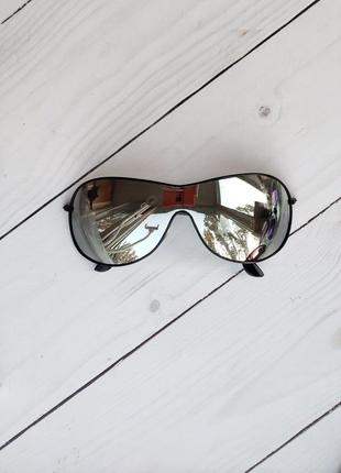 Очки зеркальные, солнцезащитные, унисекс