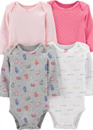 Бодики кошки sweat heart 18m, 24m