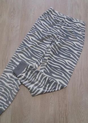 Велюровые штанишки девушке  c&a германия