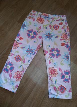 Бриджи бритжи укороченные штаны брюки джинсы