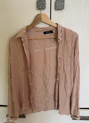 Карамельная блузка