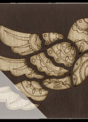 Органайзер, шкатулка, для рукоделия, под бисер