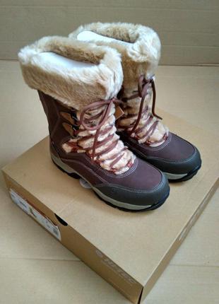 Зимние надежные сапоги ботинки hi-tec