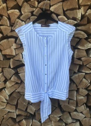 Идеальная блузка рубашка  с бантом в стиле prada