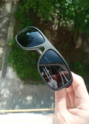 Porshe design polarized крутые итальянские очки 3 категория защиты