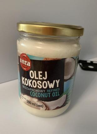 Кокосовое масло оригинал 500 грамм